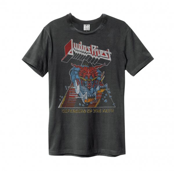 Amplified Judas Priest Defenders of the Faith T-Shirt